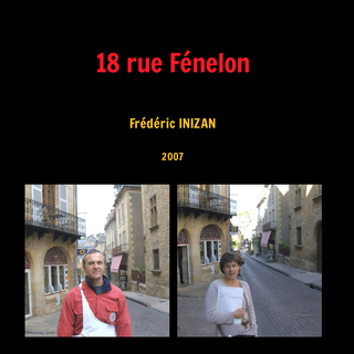 18 rue Fénelon book cover