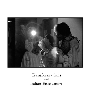 Transformations and Italian Encounters book cover