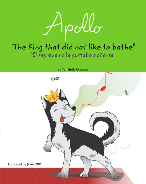 Apollo-The King that did not like to bathe (2nd edition)