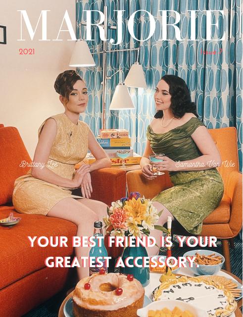 Marjorie Magazine: 2021