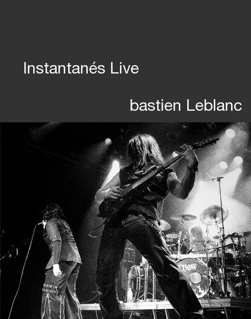 Instantanés Live
