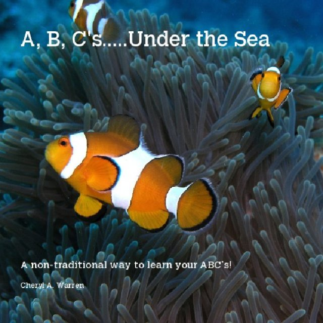 A, B, C's.....Under the Sea2