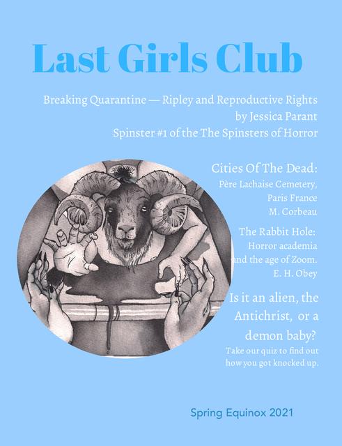 Last Girls Club Spring Issue