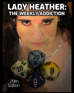 Lady Heather: The Weekly Addiction (29th Edition) book cover
