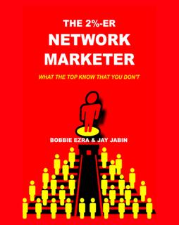 2 Percenter Network Marketer book cover