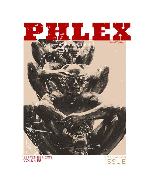 Phlex Magazine Volume 8