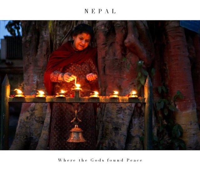 Nepal - Where the Gods found Peace