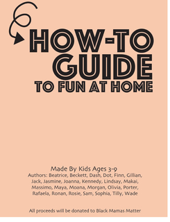 How to Guide to Fun at Home book cover