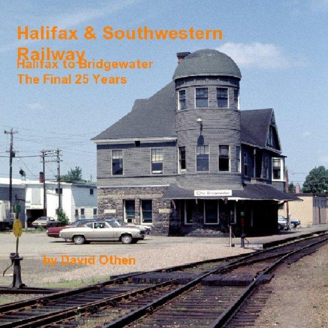 Halifax & Southwestern Railway