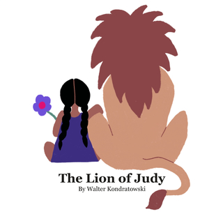 The Lion of Judy book cover