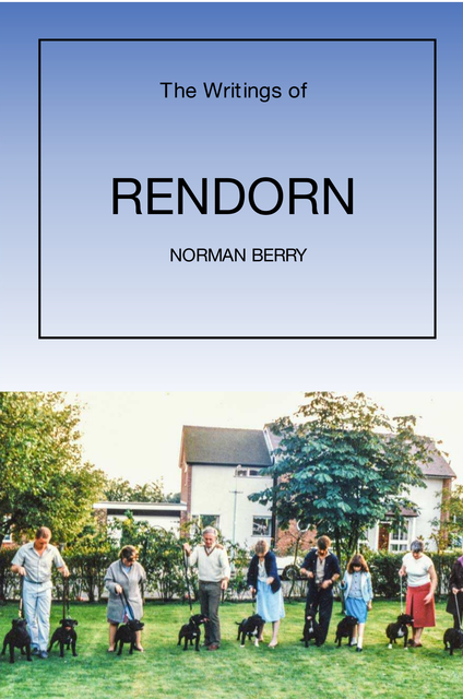 The Writings of Norman Berry - Rendorn