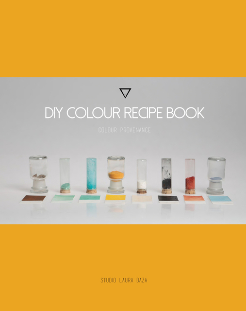 DIY Colour Recipe Book
