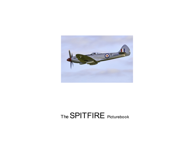 The Spitfire Picturebook.