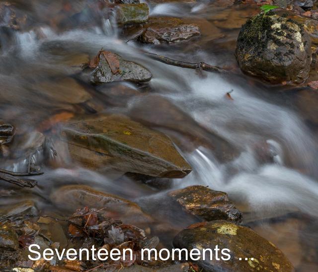 Seventeen moments ...