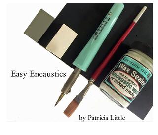 Easy Encaustics book cover