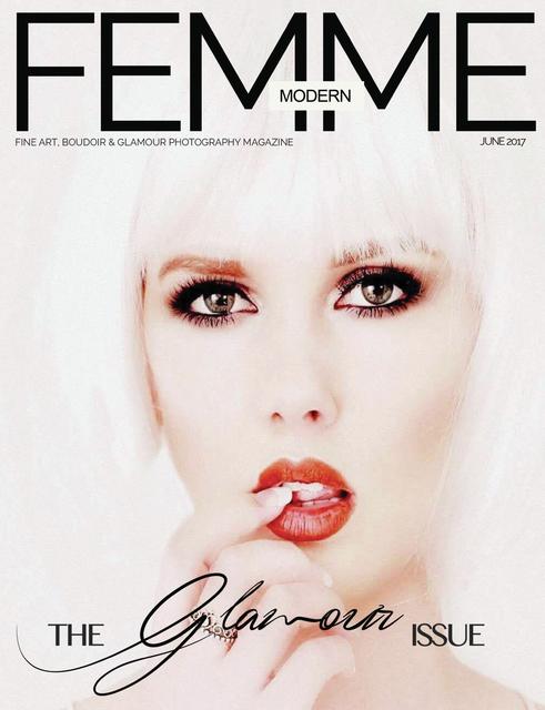 Femme Modern Magazine June 2017 Ebook By Corrine Ament Blurb Books Uk