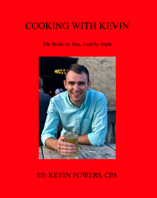 Cooking with Kevin