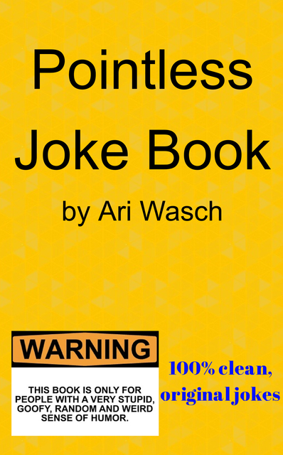 Pointless Joke Book