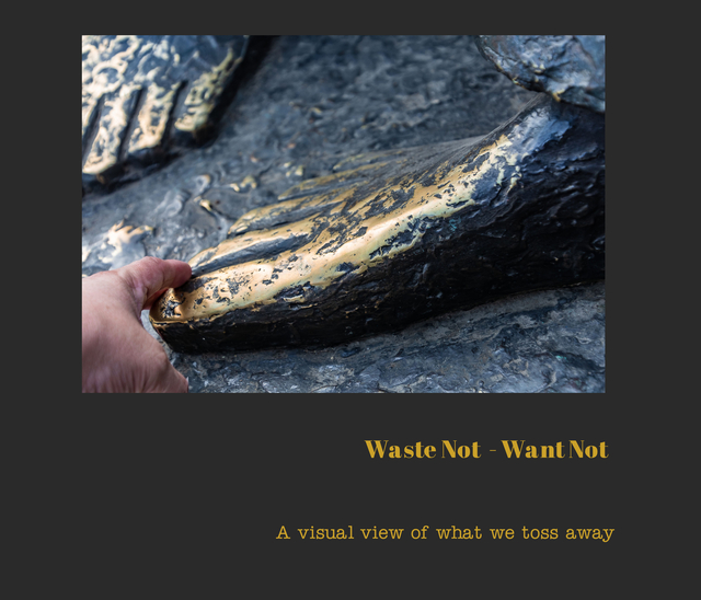 Waste Not - Want Not