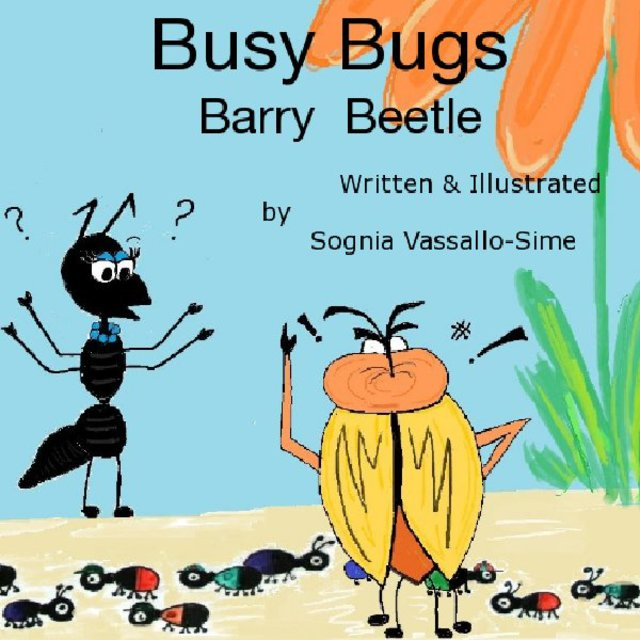Busy Bugs  Barry Beetle