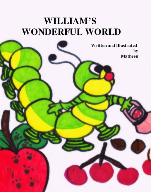WILLIAM'S WONDERFUL WORLD Written and Illustrated by Matheen