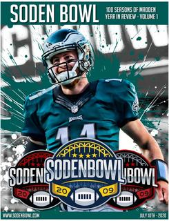 Soden Bowl Season 100 book cover