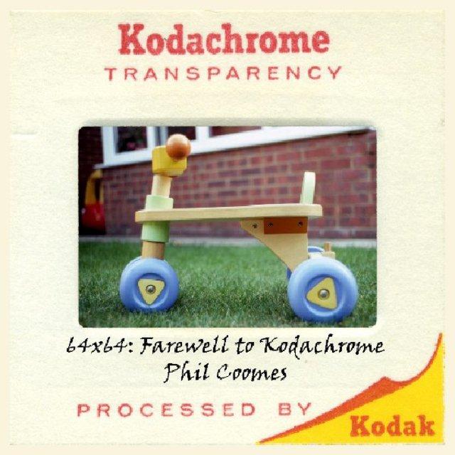64x64: Farewell to Kodachrome