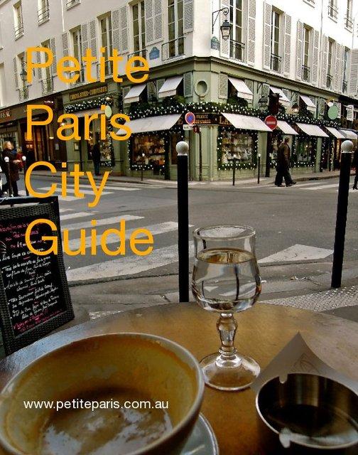 Petite Paris City Guide