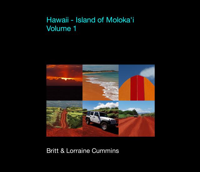 Hawaii - Island of Moloka'i Volume 1