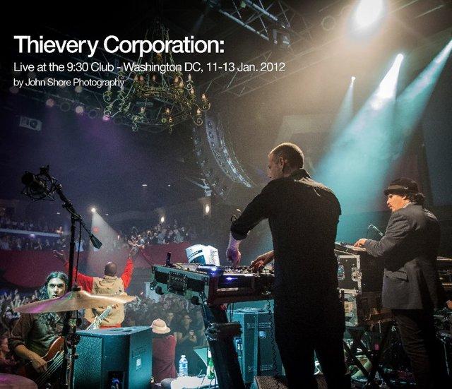 Thievery Corporation: