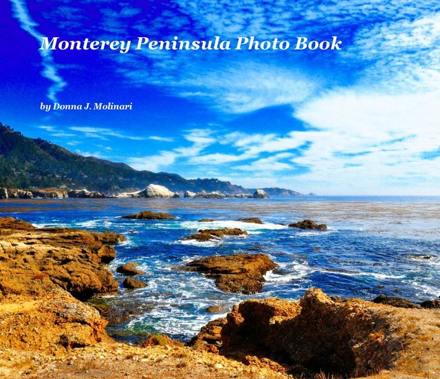 Monterey Peninsula Photo Book