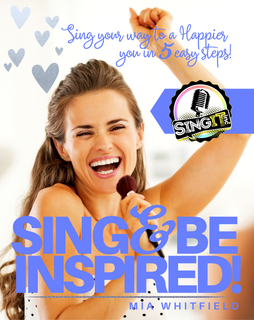 Sing and Be Inspired book cover