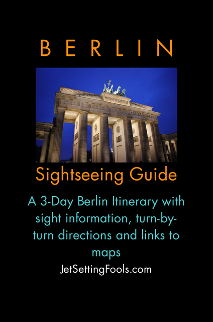 Berlin Sightseeing Guide