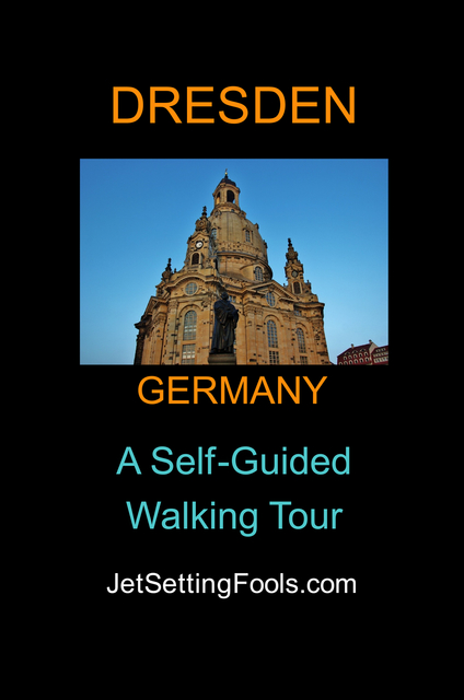 Dresden, Germany Self-Guided Walking Tour