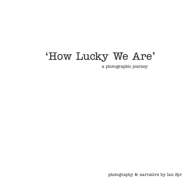 'How Lucky We Are'