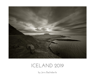 Iceland 2019 book cover