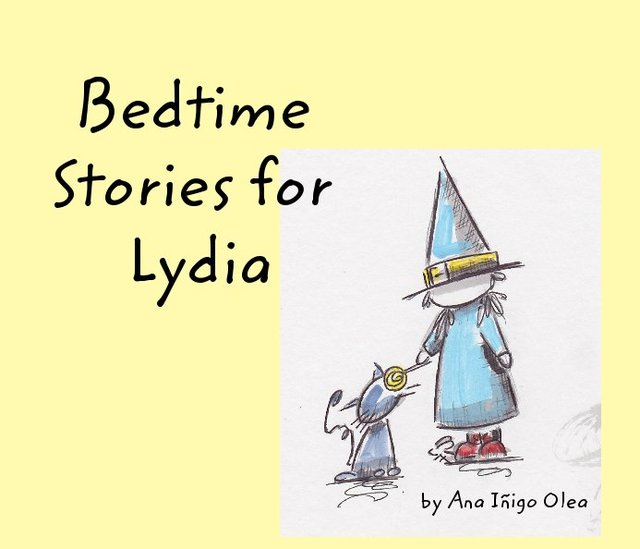 Bedtime stories for Lydia