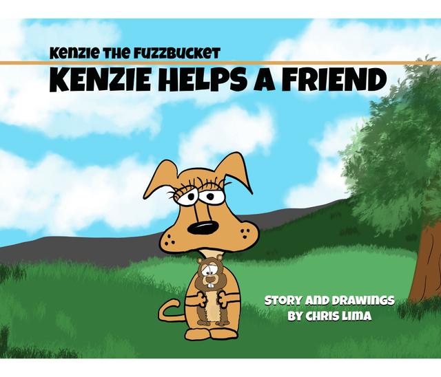 Kenzie Helps a Friend