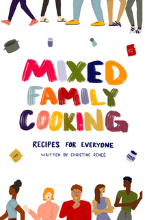 Mixed Family Cooking book cover