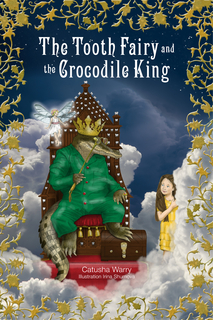 The Tooth Fairy and the Crocodile King book cover