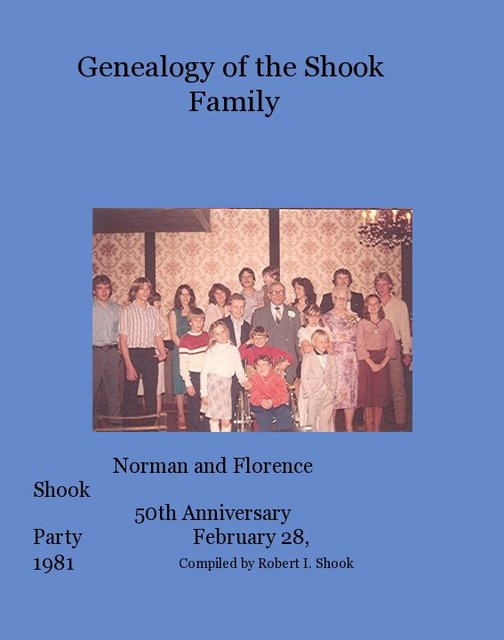 Genealogy of the Shook Family