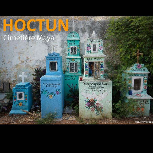 Hoctun, un cimetière maya