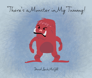 There's a Monster in My Tummy! book cover
