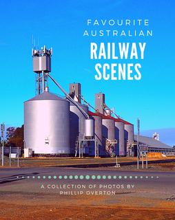 Favourite Australian Railway Scenes book cover