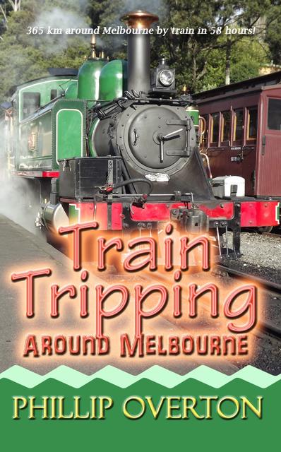 Train Tripping Around Melbourne