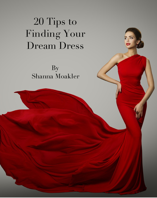 20 Tips to Finding Your Dream Dress