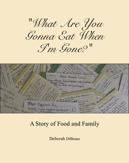 What are you gonna eat when I'm gone? book cover