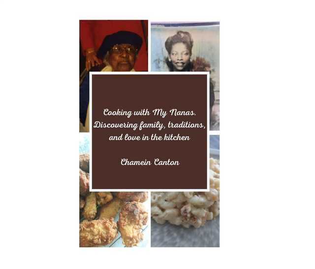 Cooking  with my Nanas, Discovering family, traditions and love in the Kitchen