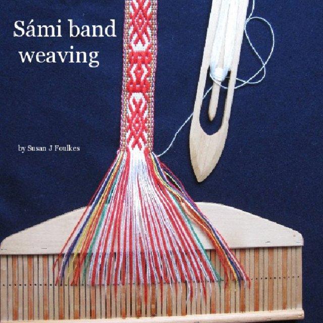 Sámi band weaving
