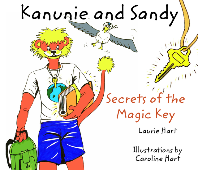 Kanunie and Sandy - Secrets of the Magic Key